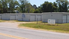 Storage units in Warner Robins, Georgia