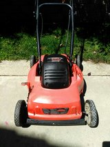 Black Nd Decker Electric Corded Lawnmower in Vacaville, California