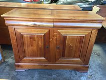 Solid Wood Cabinet (Small) in Lakenheath, UK