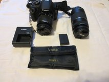Canon EOS Rebel T5 Digital SLR Camera Kit in Fort Campbell, Kentucky
