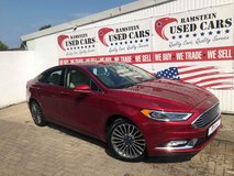 2017 Ford Fusion Titanium in Ramstein, Germany
