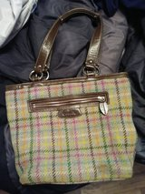 Authentic coach purse in Alamogordo, New Mexico