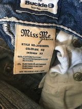 Woman's Skinny Miss Me Jeans size 27/33 in Sugar Grove, Illinois