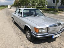 Mercedes 280se in Wiesbaden, GE