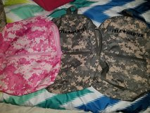 Kids backpacks in Fort Campbell, Kentucky