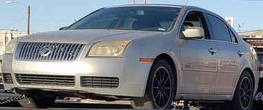2007 Mercury Milan (V6 AWD) in Fort Bliss, Texas