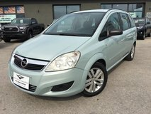 2008 Opel Zafira 7 Seats - AUTOMATIC in Vicenza, Italy