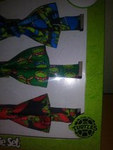 Ninja Turtle bow ties in Spring, Texas