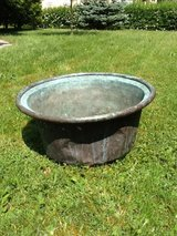 Copper Pot Planter Large in Ramstein, Germany
