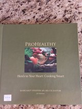 Cook Book -  heart healthy in Plainfield, Illinois