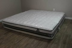King Size Mattress - Serta iSeries in Spring, Texas