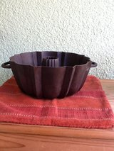 Cast Iron Bundt Pan with Handles - 3 in Ramstein, Germany