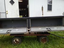 Altec 8'x13 utility truck tool box good condition in Warner Robins, Georgia