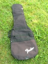 "Guitar Soft-sided Gig Bag ""FENDER"" in Ramstein, Germany"