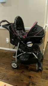 Gently used stroller and carseat in The Woodlands, Texas