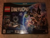 Lego dimensions starter kit for wii u in Camp Lejeune, North Carolina