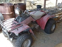 Honda ATV in Yucca Valley, California
