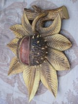 1-of-a-Kind Carved Wood Box Decor Item in Bolingbrook, Illinois