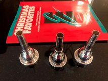 Tuba mouthpieces in Westmont, Illinois