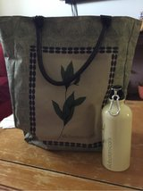 Tote bag and Aluminum Water Bottle in Fort Campbell, Kentucky