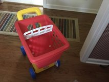 little Tikes Shopping Cart in Fort Campbell, Kentucky