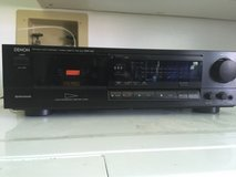 Denon tape deck in Glendale Heights, Illinois