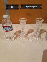 Candle holders in Vacaville, California