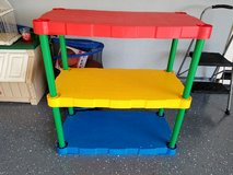 Rubbermaid Primary Colors Storage Shelf in Fairfield, California