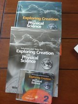 Apologia Exploring Creation Through Physical Science w/ Solutions and Tests in Travis AFB, California
