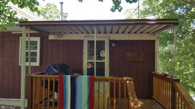 Alumium Deck/Porch Awning in Fort Leonard Wood, Missouri