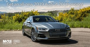 2019 Audi for the price of a 2018 in Geilenkirchen, GE