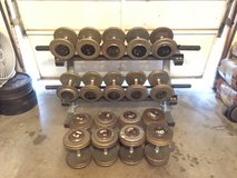 Dumbbell Set in San Clemente, California