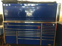 KRL7023 Snap-On triple Bay Tool Box w/ hutch (tools not included) in Okinawa, Japan