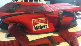 Marlboro Insulated Cooler & Back Pack in Cherry Point, North Carolina