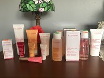 CLARINS beauty care Lot 15Pcs. in Naperville, Illinois