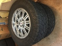 Tires 4 and rims in Spring, Texas