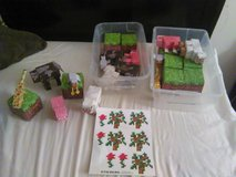 Minecraft and other kids toys in Camp Lejeune, North Carolina