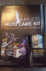 Meguiar's Supplies 3 piece in Camp Lejeune, North Carolina