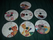 19 Baby Einstein Educational DVD Set in Ramstein, Germany