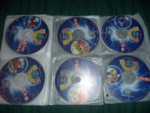 24 Mixed Lot Disney Classic DVD Movies (Titles Listed) in Ramstein, Germany