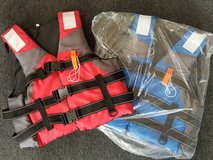 BRAND NEW LIFE VEST JACKETS- SALE!!!!!! in Okinawa, Japan