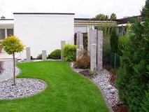 Spend time enjoying your yard - not working on it! in Ramstein, Germany