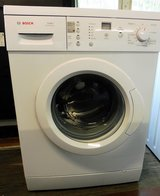 German 220v Washer Bosch Max6 in Ramstein, Germany