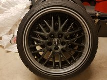 5x108 Rial Norano wheels With summer tires in Grafenwoehr, GE