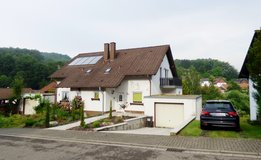 Light-flooded house with great views and beautiful garden, only 15 min. from Ramstein in Ramstein, Germany