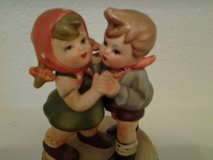 Vintag Boy and Girl Dancing Musical Box in Livingston, Texas