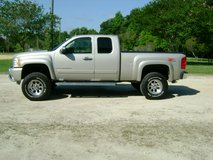 Very nice lifted 07 chevy 1500 4x4 good miles in Camp Lejeune, North Carolina