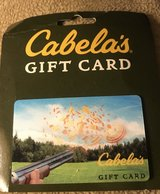 Cabela's/Bass Pro Shops $150 gift card. in Conroe, Texas