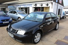 **VW BORA LOW MILES!!** in Lakenheath, UK