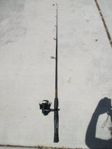 Shakespeare 3500 Reel + Ugly Stick in Bolingbrook, Illinois